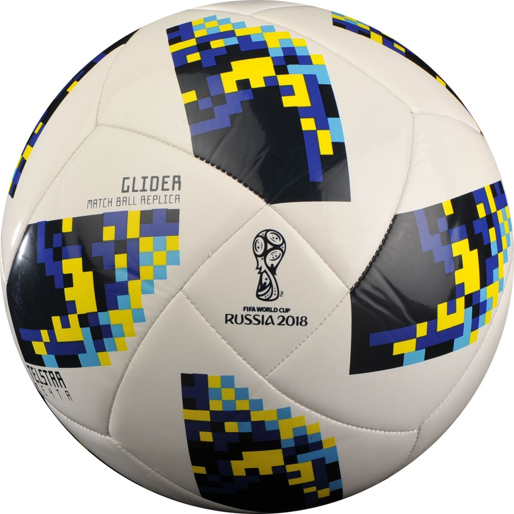 World Cup 2018 Russia -Adidas Glider white